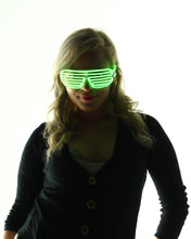 Electric Styles  Light Up Shutter Glasses