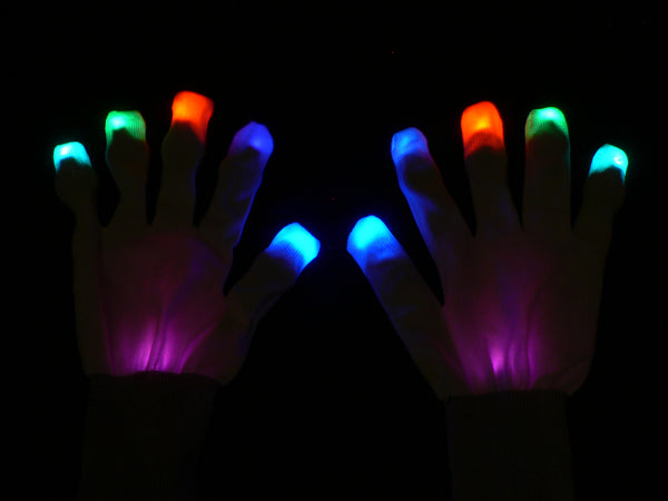 Lustful LED Glove Set