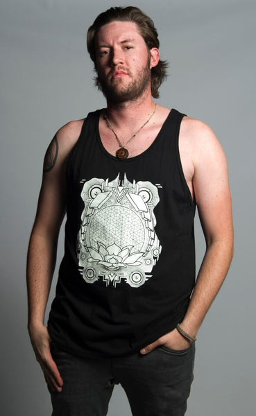 Totemic Tank Top Male