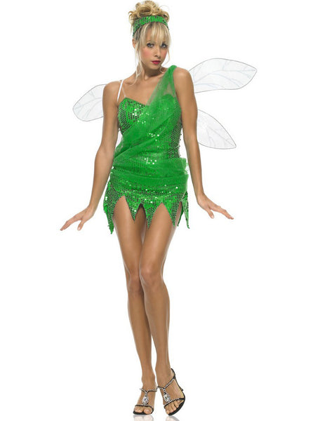 Sexy Green Pixie