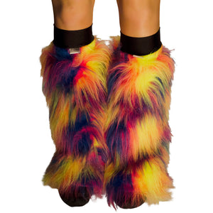 Tutee Fruitee Fluffies with *Black* Kneebands