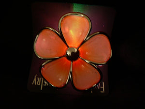 Orange-led-hair-clip