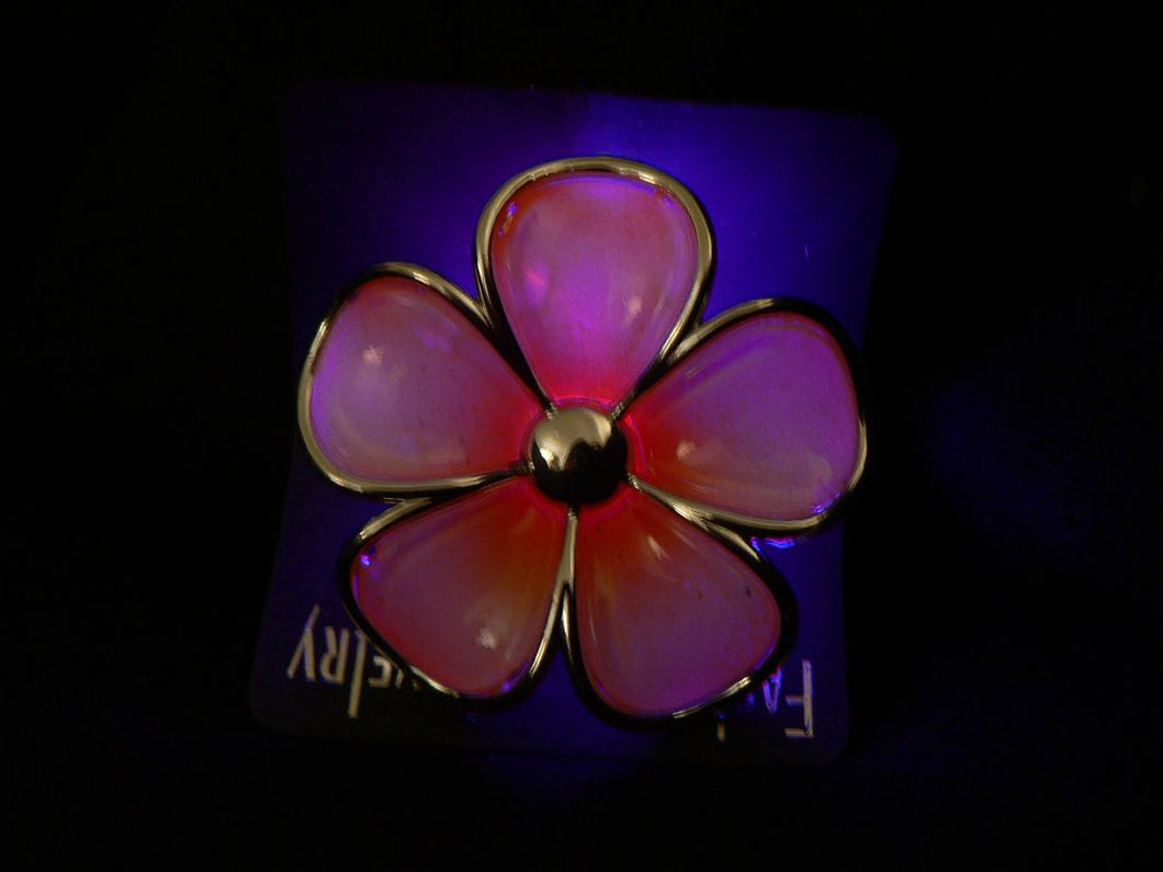 LED Flower Hair Clip- Daisy