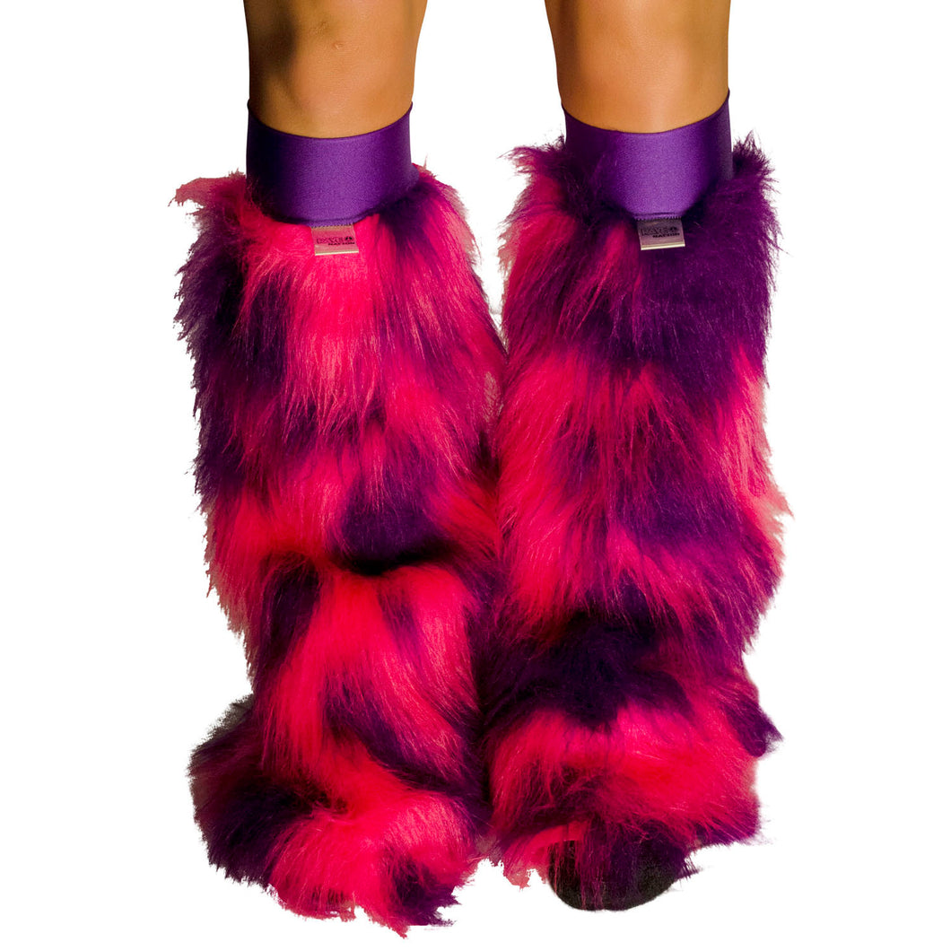 Pink & Purple Fluffies 2