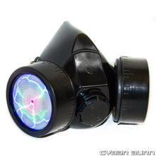 Rainbow Plasma Gas Mask