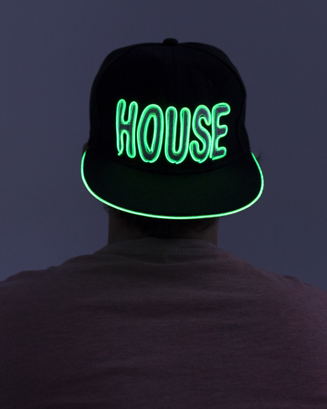 Electric Styles El Wire Hat - House