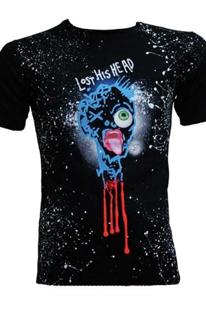Lost His Head T-shirt
