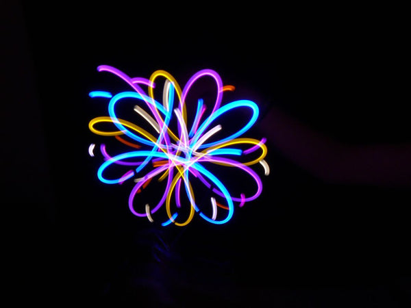 Cotton Candy LED Light Orbit