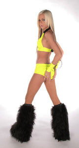 Stomp Outfit Yellow and Black