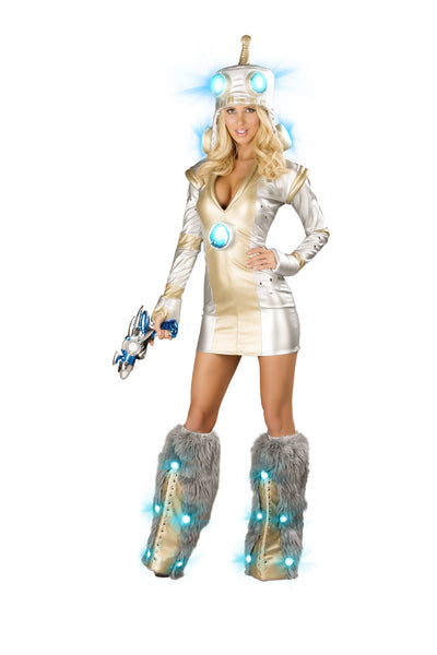 DISCONTINUED 2014 Robot Light-Up Dress