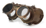 Steampunk Goggles - Inside Gear No Chains