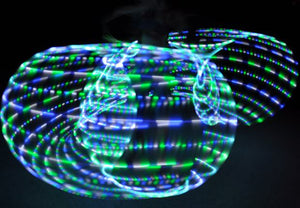 Atomic LED Hula Hoop