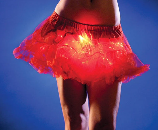 Light-Up Petticoat - Red