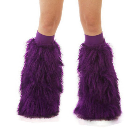Purple Rave-Nation Fluffies