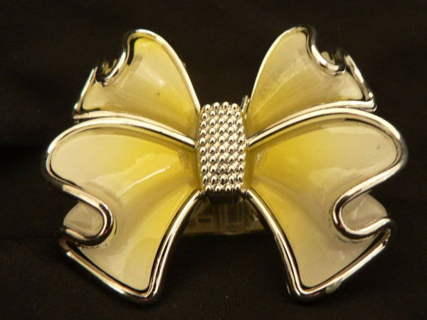 led bow yellow