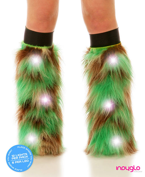 Army Camo LED Fluffies