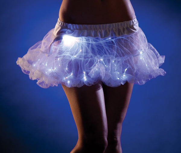 Light-Up Petticoat - White