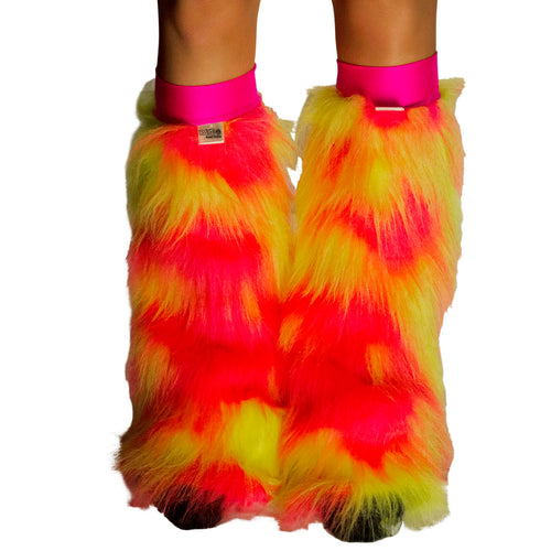 Maia Leg Warmers from Rave-Nation 2