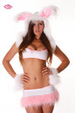 Furry Thumper Rave Outfit Close Up