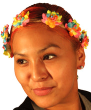 Sherbert Flower Crown Headband