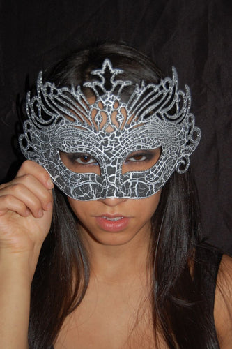 Masquerade Mask- Black