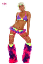 Crazy Daisy Rave Outfit- Retro