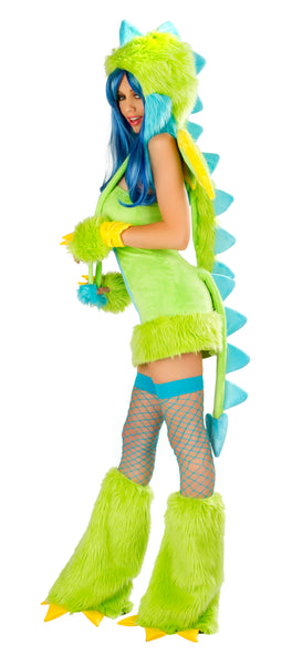 Puff Rave Costume Side