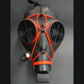 El Wire Gas Mask