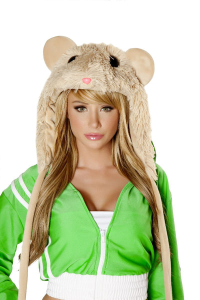 MC Hamster Rave Costume