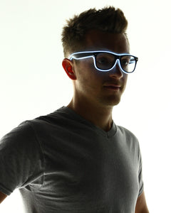white el wire shades