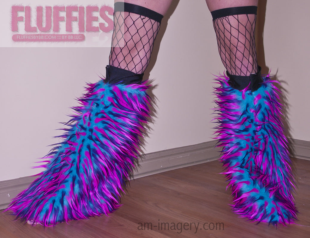 Monster Fluffies by BB
