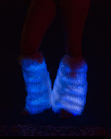 Color Changing LED Light Up Fluffies