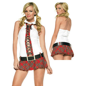 Naughty School Girl Uniform