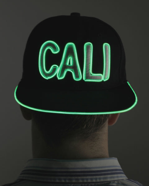 Electric Styles El Wire Hat - Cali