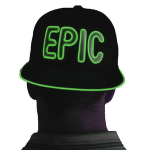 Electric Styles El Wire Hat - Epic