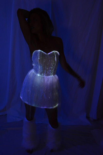 Fiber Optic Light up Dress - CLOSEOUT PRICE