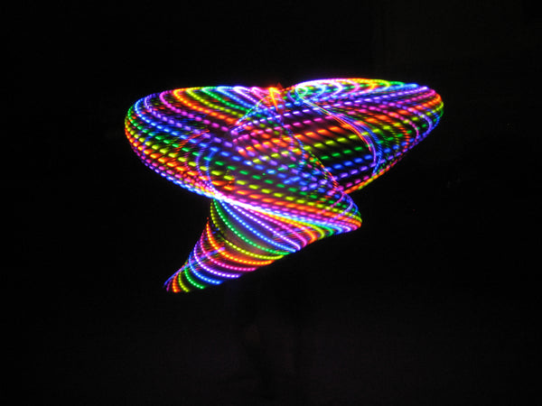 Lollipop LED Hula Hoop