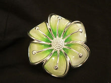 led-swirly-flower-green