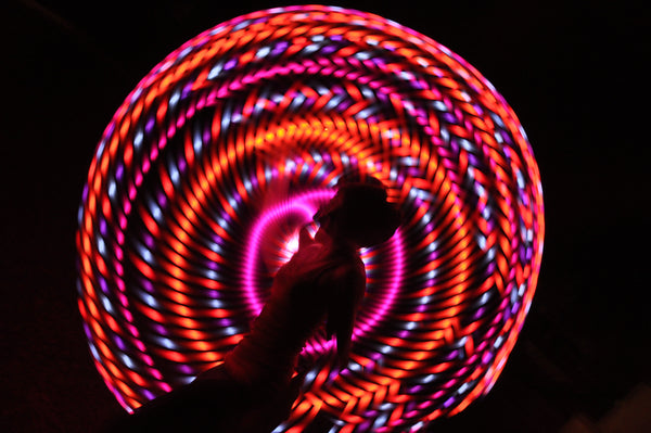 Sunset LED Hula Hoop