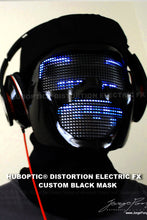 HUBOPTIC® DISTORTION ELECTRIC FX MASK