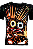 Wild Man Orange T-shirt
