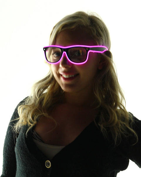 Electric Styles Light Up Glasses