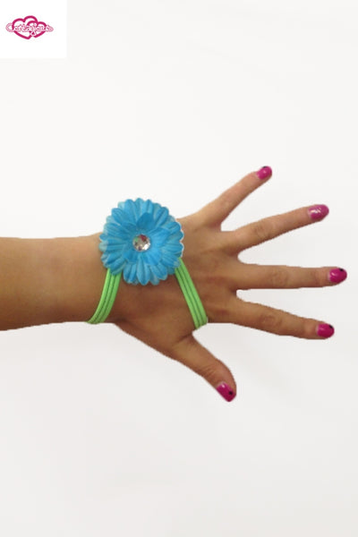 Crazy Daisy Matching Hand Wrap