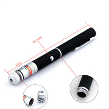 laser pointer dimensions
