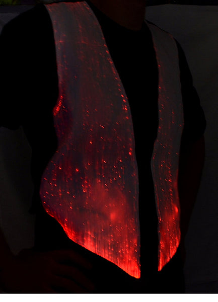 Fiber Optic Light Up Waistcoat