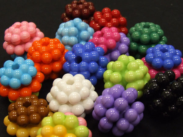 Interchangeable Berry Beads - assorted
