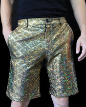 Electro Rave Shorts for Men
