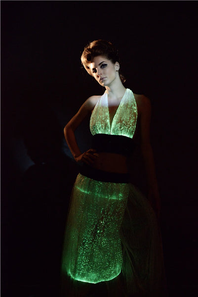 Fiber Optic Light up Skirt