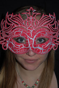 Masquerade Mask- Red