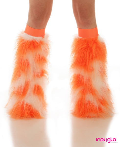 Sirius Fluffy Leg Warmers